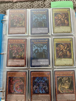 Legendary Yugioh collection for Sale in Santa Fe, NM