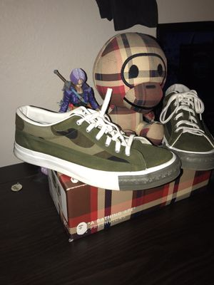 Bape converse size 10 for Sale in Scottsdale, AZ
