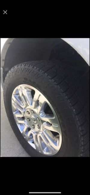 Set BackCountry All Terrain Tires (Dean Brand) for Sale in Pasco, WA