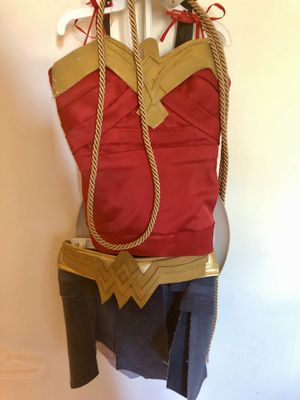 Girl Wonder Woman costume for Sale in Chula Vista, CA