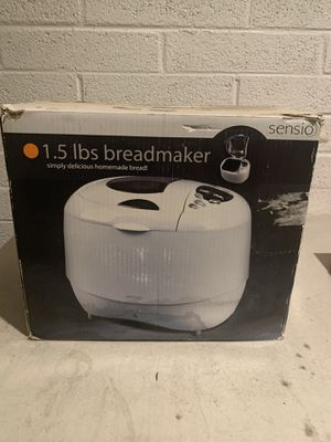 Bread maker brand new never used for Sale in Peoria, AZ