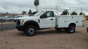 2017 Ford F450 SD Reg cab for Sale in Mesa, AZ
