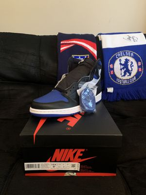 Air Jordan 1 Royal Toe Sz: 9.5 for Sale in Jacksonville, NC