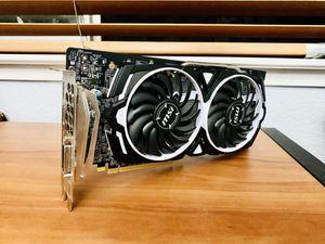 Msi Radeon RX 580 4gb ARMOR for Sale in Oakley, CA