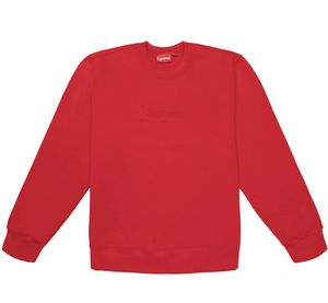 Supreme cutout crewneck red for Sale in Monroe Township, NJ