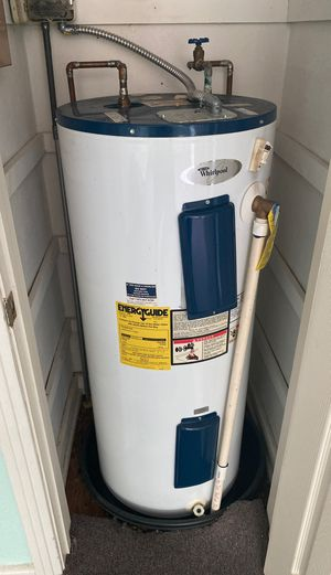 50 gallon water heater for Sale in Palm Harbor, FL