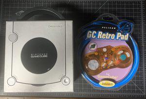 Sliver Nintendo GameCube for Sale in San Leandro, CA
