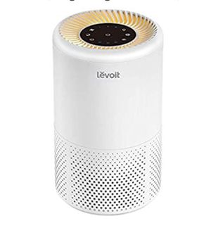 LEVOIT Air Purifier for Home Allergies and Pets, H13 True HEPA Air Purifier Filter, Quiet Filtration System in Bedroom, Removes Smoke Odor Dust Mold, for Sale in Las Vegas, NV