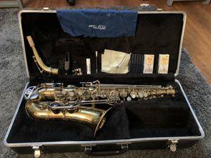 Bundy Alto Saxophone for Sale in Gig Harbor, WA