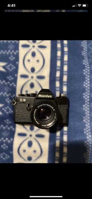 Vintage Mamiya ZE 35 mm Camera for Sale in Carson, CA