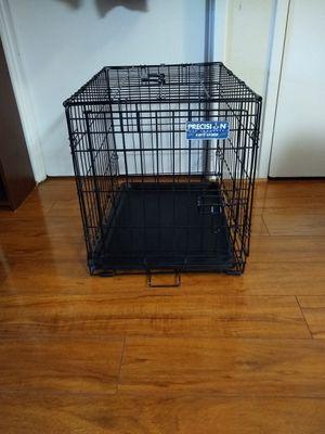Small metal one door pet / dog kennel for Sale in Alexandria, VA