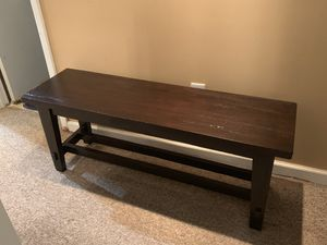 Bench from Pottery Barn for Sale in Vinton, VA