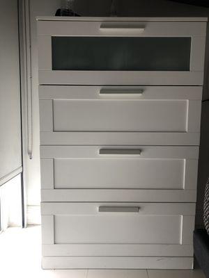 IKEA 4 drawer dresser for $45 OBO for Sale in Miami Beach, FL