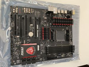 MSI 970 gaming motherboard Very Good condition for Sale in Phoenix, AZ