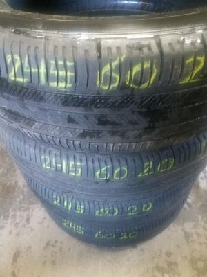 Good Used tire set @ 1722 towson ave. F.S. ar 72901 for Sale in Fort Smith, AR