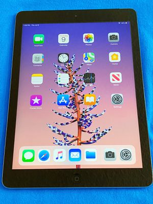 Like New IPad Air ( Wifi + Cellular Model LTE ) Big Screen for Sale in San Diego, CA