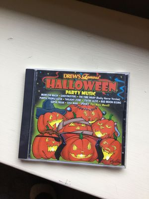 Halloween Party Music CD for Sale in Waynesburg, PA