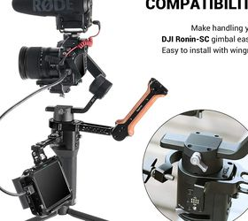 DJI Ronin-SC 3-Axis Gimbal Stabilizer W/ Smallrig Handle Perfect Condition for Sale in Anaheim,  CA