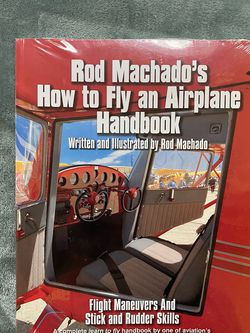 Rod Machado's How To Fly An Airplane. New In Wrapper. for Sale in Bridgeport,  WV