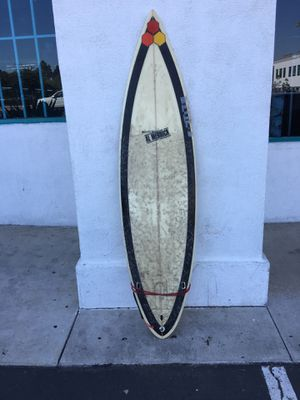 AL MERIK BLACK BEAUTY SURFBOARD bcp4931 for Sale in Huntington Beach, CA