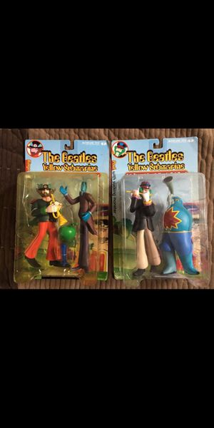 The Beatles Yellow Submarine McFarlane Series!!! for Sale in Los Alamitos, CA