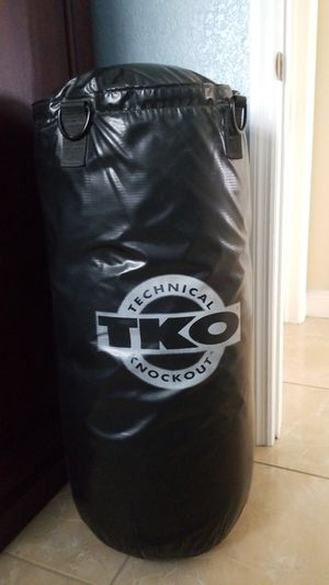 TKO Punching Bag for Sale in Hialeah, FL