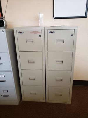Fireproof file cabinets for Sale in South Salt Lake, UT