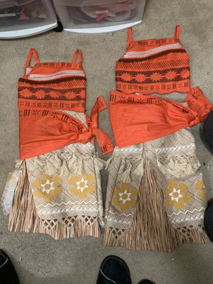 Moana dress for Sale in Victorville, CA