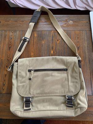BANANA REPUBLIC MESSENGER BAG BACK PACK for Sale in Fresno, CA