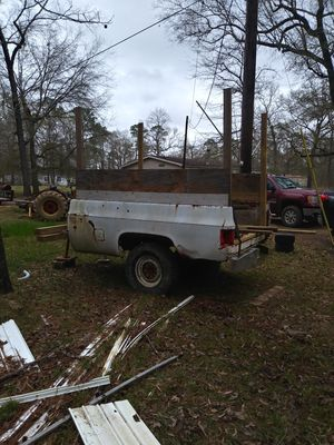 Truck bed trailer for Sale in Vidor, TX