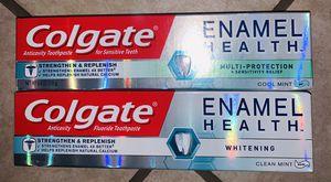 Colgate Enamel Health - 6oz for Sale in Austin, TX