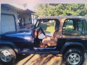 1993 Jeep Wrangler for Sale in Pickerington, OH