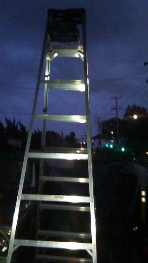 Werner 10ft a frame aluminum ladder for Sale in Hayward, CA