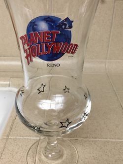 Cocktail Glass From Planet Hollywood From The 70's for Sale in Fresno,  CA