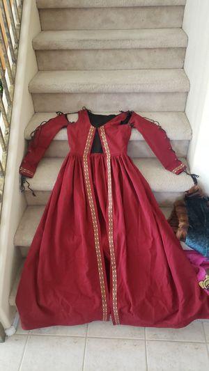 Renaissance costume for Sale in Phoenix, AZ