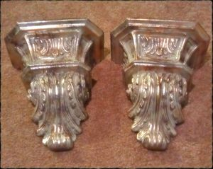 Decorative Wall Sconce Shelves for Sale in Dallas, TX