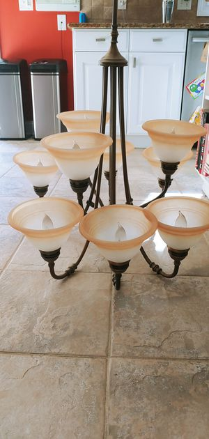 Dining Room Chandelier for Sale in North Plainfield, NJ