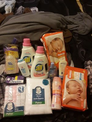 Newborn baby items for Sale in Cleveland, OH