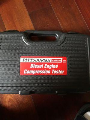 Diesel engine compression tester for Sale in Woodbridge, VA