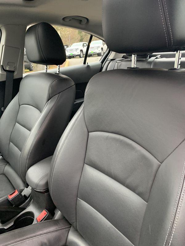 2015 Chevy Cruze LTZ Diesel