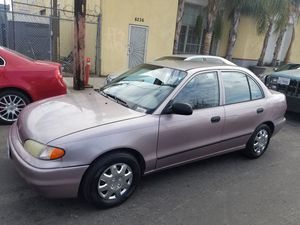 98 Hyundai Accent runs great! $1100 for Sale in Los Angeles, CA
