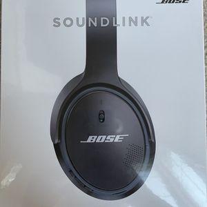 Brand New Bose Soundlink Wireless Headphones for Sale in Kirkland, WA