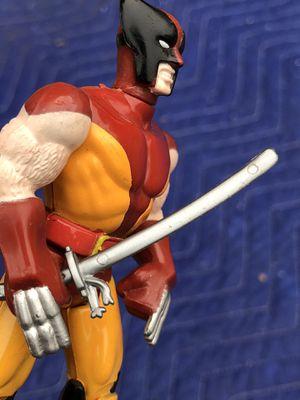 Vintage Wolverine Action Figure Marvel Toy Biz 1991 for Sale in LA CANADA FLT, CA