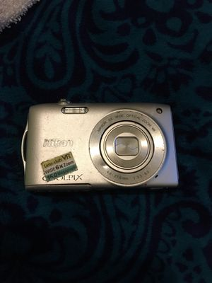 Coolpix digital camera for Sale in Milwaukee, WI