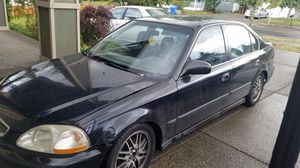 1998 Honda civic lx for Sale in Tacoma, WA