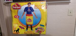Adult mens play doh for Sale in Piney Flats, TN