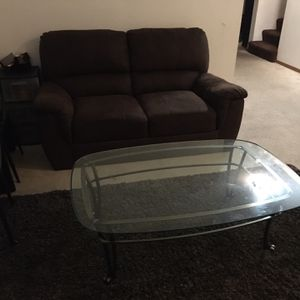 Living Room Furniture W/TV for Sale in Tacoma, WA