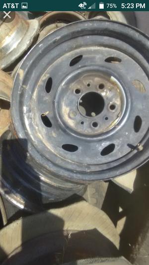 Ford ranger pickup wheel Mazda 15 inch for Sale in Visalia, CA