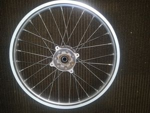 Motorcycle wheel for Sale in Fresno, CA