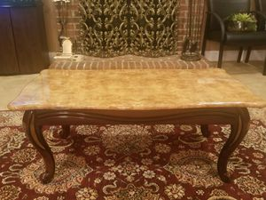 3 Set Marble Table for Sale in Boyds, MD